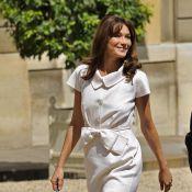 """Carla Bruni et ses copines stars vous montrent l'exemple : soyez """"noeud noeud"""""""