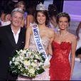Laury Thilleman élue Miss France 2011 à Caen, le 4 décembre 2010