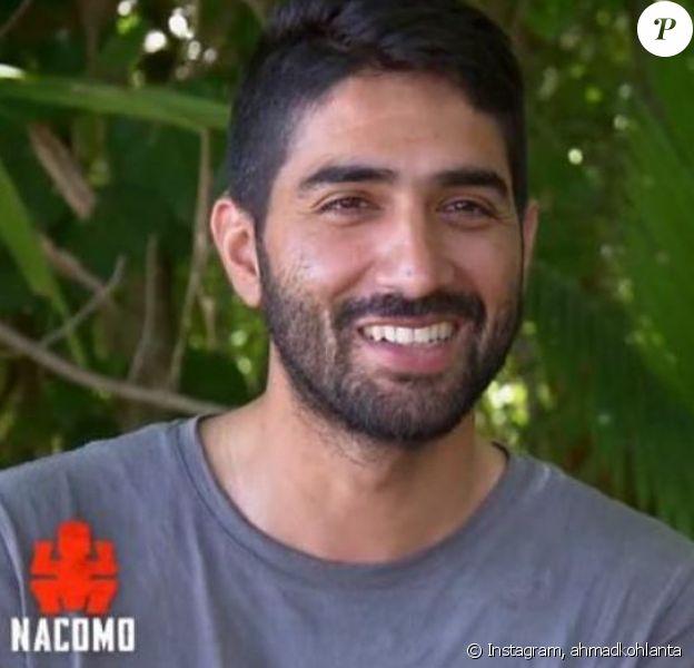 Ahmad, candidat décrié de Koh-Lanta 2020.
