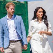 Harry et Meghan Markle : Leur ultime post Instagram avant leur retraite royale