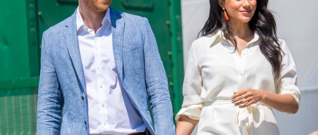 Harry et Meghan Markle : Leur ultime post Instagram avant leur retraite royale
