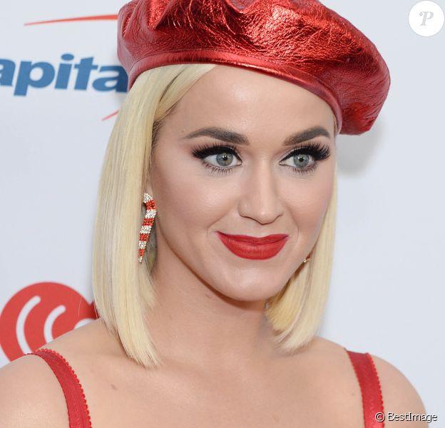 Katy Perry - KIIS FMs iHeartRadio Jingle Ball 2019 au Forum Los Angeles. Le 6 décembre 2019.