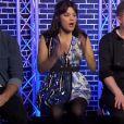 Antony, Antoine et Louise lors de l'épreuve des K.O - Talents de Marc Lavoine. Émission du samedi 4 avril 2020, TF1