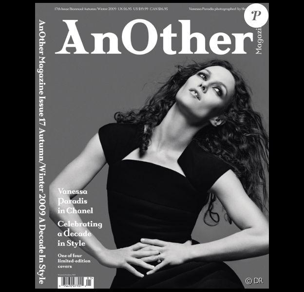 Vanessa Paradis pour Another Magazine