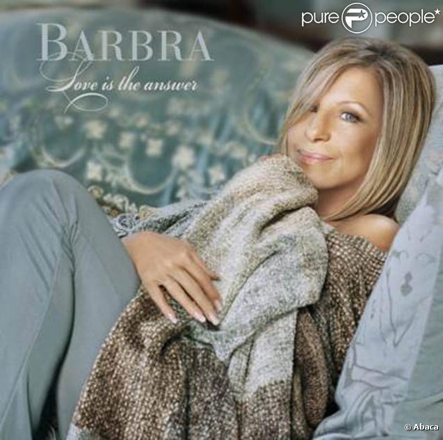 Alors que Barbra Streisand sort son nouvel album, un ancien amant ressort... des vieux dossiers !