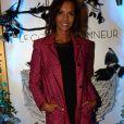 Exclusif - Karine Le Marchand lors de l'inauguration du restaurant de l'hôtel Le Collectionneur à Paris, France, le 13 septembre 2018. © Rachid Bellak/Bestimage