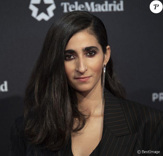 """Alba Flores au photocall de la 7ème édition des """"Feroz Cinema Awards"""" à Madrid, le 16 janvier 2020."""