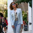 """Jennifer Lopez va faire du shopping chez """"Fendi"""", """"YSL"""", """"Hermès"""" et """"Vuitton"""" à Miami, le 5 mars 2020."""