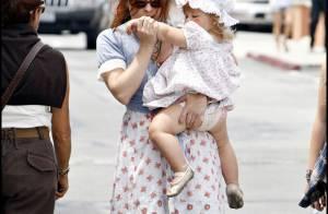 Helena Bonham Carter et son adorable fille... ont fait un effort vestimentaire ! Enfin presque...