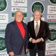 """Stirling Moss, Jackie Stewart - Soiree """"Motor Sport Hall of Fame Event"""" a Londres, le 25 fevrier 2013.  February 25th, 2013 - ViP Guests attend the """"Motor Sport Hall of Fame Event,"""" held at the Royal Opera House in London, England, UK.25/02/2013 - Londres"""
