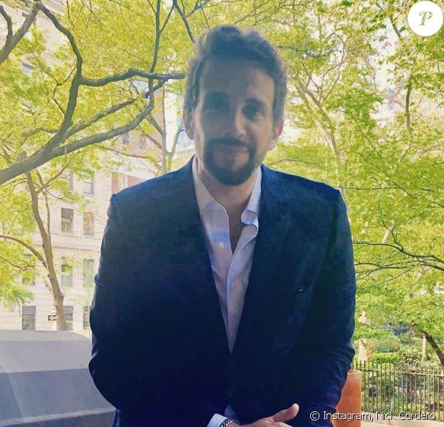 Nick Cordero. Août 2019.