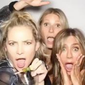 Jennifer Aniston : Photos dossier pour l'anniversaire de Kate Hudson