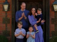 Kate Middleton, William et leurs enfants à la télé : apparition surprise