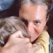 Laure Manaudou et son fils Lou : câlins fous et tendre complicité