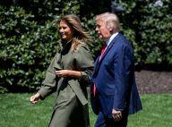 Donald Trump : Pour l'anniversaire de son épouse Melania Trump, rien de neuf...