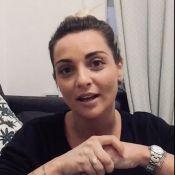 Priscilla Betti : Immersion dans son confinement avec sa soeur Sandra (EXCLU)