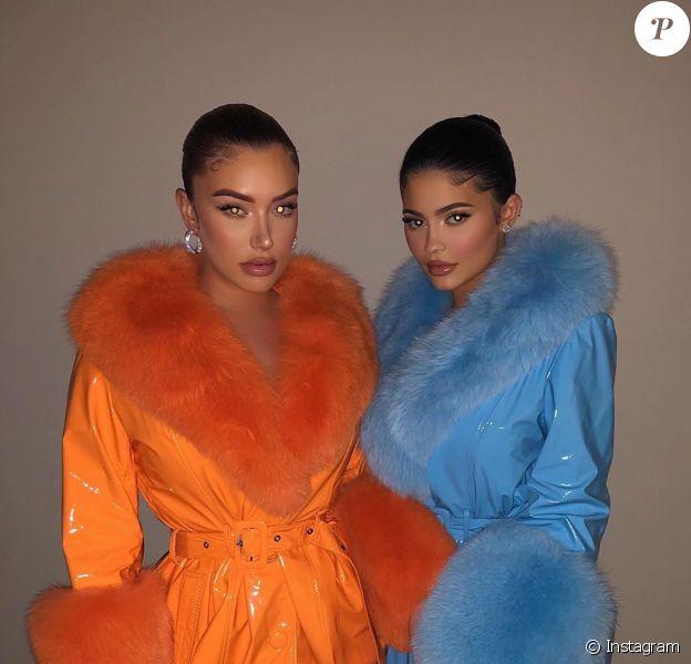 Kylie Jenner et Anastasia Karanikolaou (@stassiebaby) sur Instagram, le 28 décembre 2019.