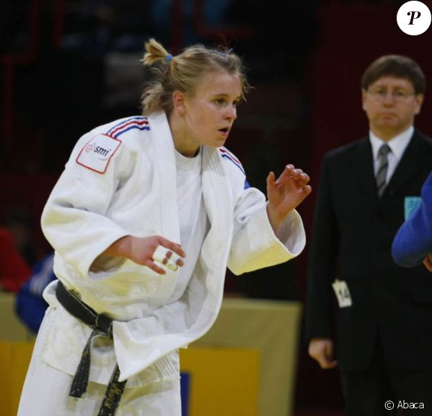 Morgane Ribout est devenue championne du monde des -57 kilos le 27 août 2009