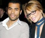 Cheryl Cole et son époux Ashley