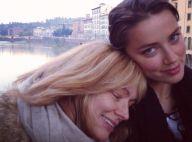 Amber Heard en deuil : sa mère Paige Heard est morte
