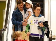 Mila Kunis et Ashton Kutcher : Rare apparition et confidences sur leurs fils
