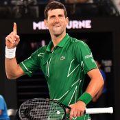 Novak Djokovic brise le confinement pour un tennis... Bel imbroglio !