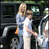 Lisa Kudrow (Friends) : Rarissime photo de son fils Julian, 22 ans