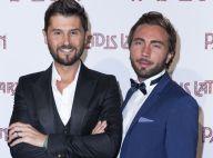 Christophe Beaugrand fête les 6 mois de son fils Valentin avec Ghislain