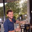 Exclusif - Christophe Beaugrand - Inauguration de la galerie Fred Allard à l'hôtel Lutetia rive gauche à Paris le 27 juin 2019. © Rachid Bellak/Bestimage