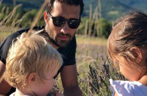 Martin Fourcade avec ses deux filles : appréhension face au déconfinement