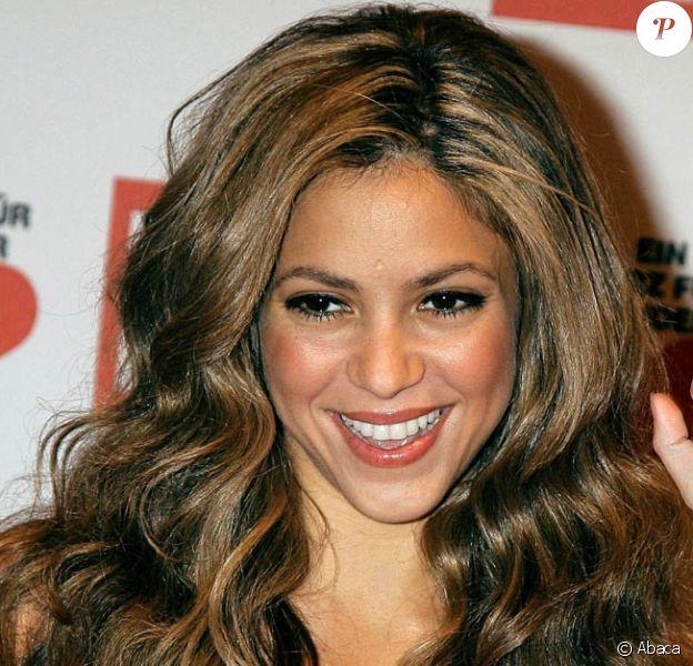 La jolie Shakira...