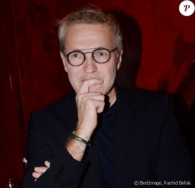 Exclusif - Laurent Ruquier (parrain) - Prix littéraire Grands Destins du Parisien Week-End au Buddha Bar à Paris, France, le 17 octobre 2018. Un événement organisé Five Eyes production. © Rachid Bellak/Bestimage