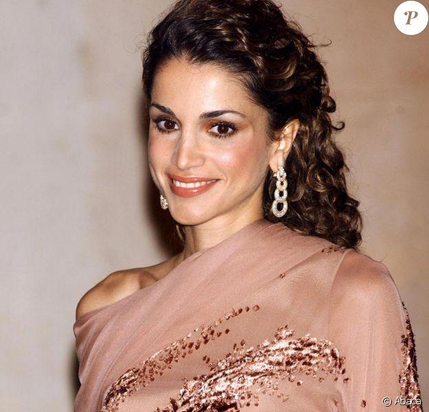 Joyeux Anniversaire Rania De Jordanie 39 Ans De Grace Et De Beaute Purepeople