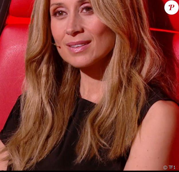 Lara Fabian lors des K.O - Émission du samedi 4 avril 2020, TF1