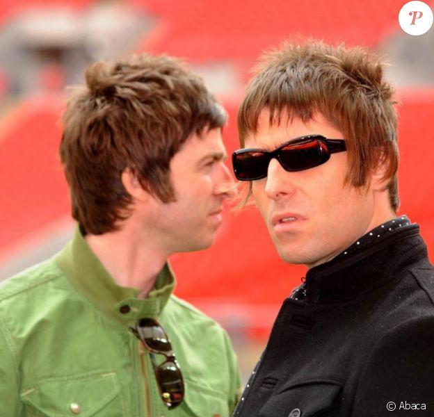 Noel Gallagher a claqué la porte d'Oasis