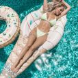 Jessica Thivenin divine en bikini, le 13 mai 2020, sur Instagram