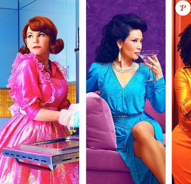 Après une première saison couronnée de succès, Why Women Kill, série créée par Marc Cherry, aura une saison 2. Mais sans Ginnifer Goodwin (Beth Ann), Lucy Liu (Simone) et Kirby Howell-Baptiste (Taylor).