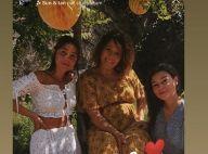 Naoil (Koh-Lanta) : Baby bump de sortie et garden party avec Inès et Charlotte