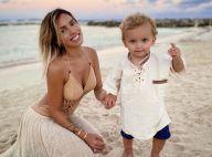 Manon Marsault : Son fils Tiago fête ses 2 ans, les internautes la font pleurer