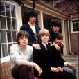 Brian Jones avec les Rolling Stones en 1964