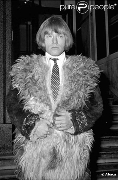 Brian Jones le 12 décembre 1967