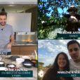 """Marlène (Mariés au premier regard) et son compagnon Sébastien participent à """"Tous en cuisine"""" - M6, mercredi 27 mai 2020"""