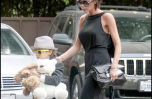 Victoria Beckham : son fils Romeo fête ses 7 ans sans son papa, alors que le petit Cruz se prend pour un cosmonaute... (réactualisé)