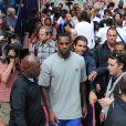 LeBron James, à Paris, le 2 septembre 2009 !