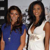 Chloé Mortaud et Rachel Legrain-Trapani... deux beautés époustouflantes pour LeBron James ! Regardez !