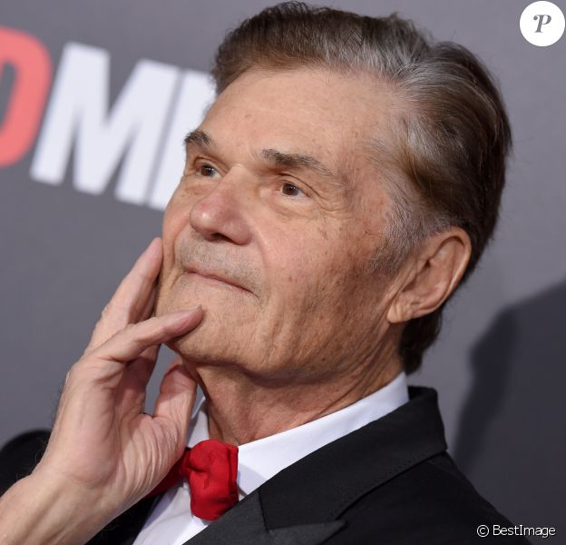 Archives - Fred Willard à Los Angeles Le 25 mars 2015.