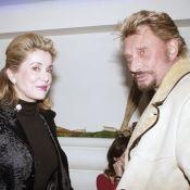Catherine Deneuve et Johnny Hallyday auraient pu former un couple mais...