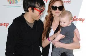 Ashlee Simpson et son mari Pete Wentz prêts à partir de L.A... pour préserver l'avenir leur fils!