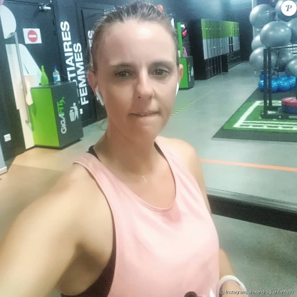 Alexandra De Koh Lanta En Salle De Sport Le 4 Juin 2020 Purepeople
