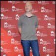 Le réalisateur John Hillcoat, à l'occasion de l'avant-première de  The Road , à la 66e Mostra de Venise, le 3 septembre 2009 !